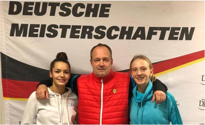 Deutsche Jugendmeisterschaften in Essen