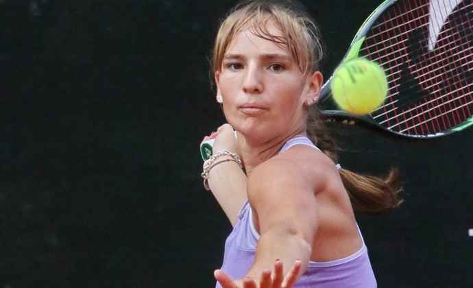 Mara Guth gewinnt die Dutch Junior Open