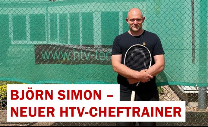 Björn Simon | neuer HTV-Cheftrainer
