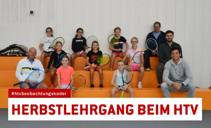 Herbstlehrgang des HTV-Beobachtungskaders im SLZ Offenbach