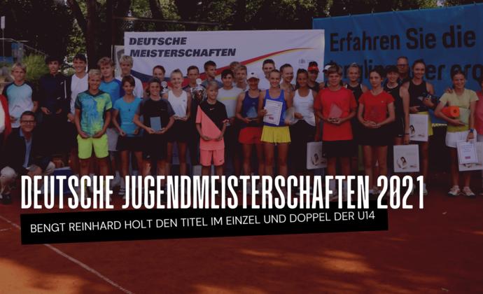 Deutsche Jugendmeisterschaften 2021