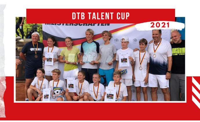 DTB Talent Cup 2021 in Ludwigshafen