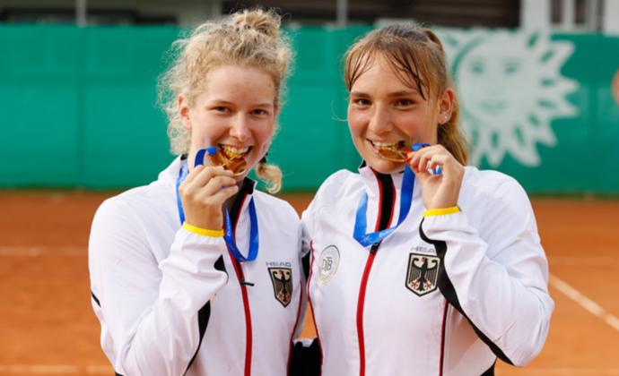 Mara Guth: Jugend-Europameisterin