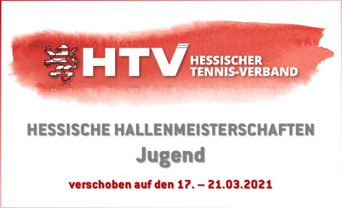 Hessische Meisterschaften der Jugend verschoben