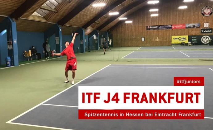 ITF Juniors J4 in Frankfurt