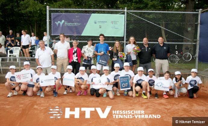Jugendturnier in Offenbach erhält ab 2022 höchste internationale Kategorie