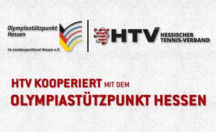 HTV kooperiert mit dem Olympiastützpunkt Hessen