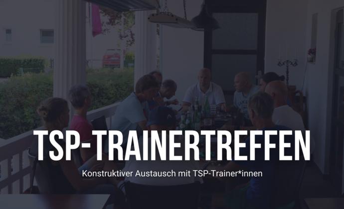 TSP-Trainertreffen in Darmstadt