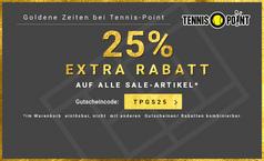 Neue Sonderaktion bei Tennis-Point