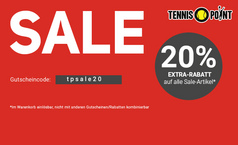 Super Sale bei Tennis-Point