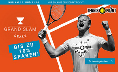French Open Grand Slam Deals