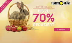 Osterdeals bei Tennis-Point