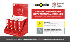 Neu: HTV Verkaufsaufsteller