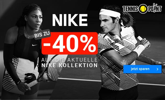Nike Sale bei Tennis-Point