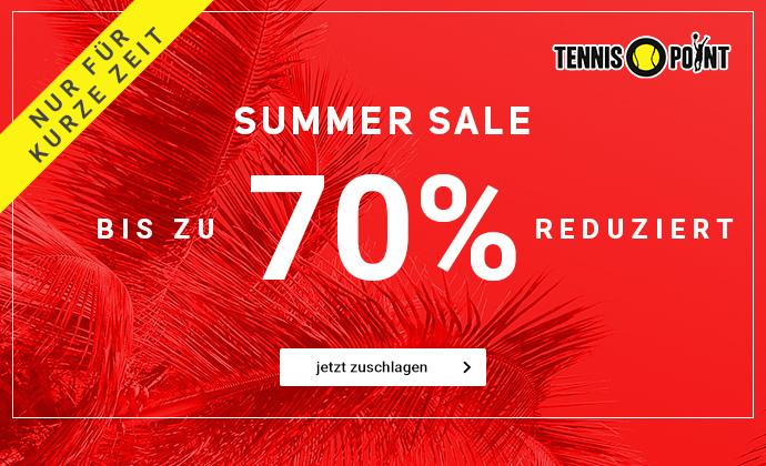 Summer Sale bei Tennis-Point