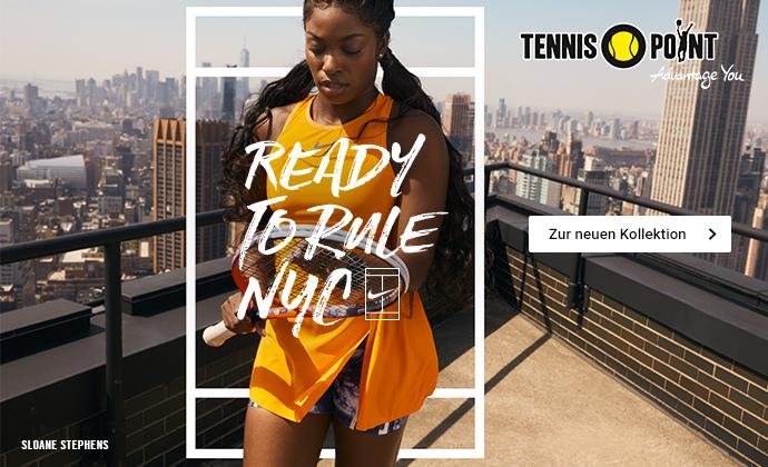 Nike US Open Launch