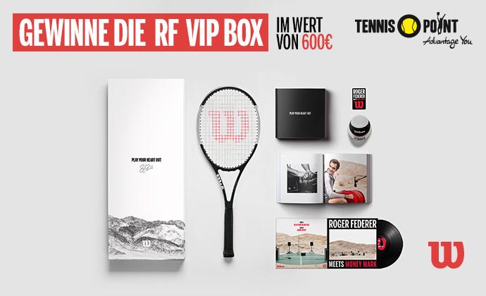 Gewinne jetzt eine RF VIP Box