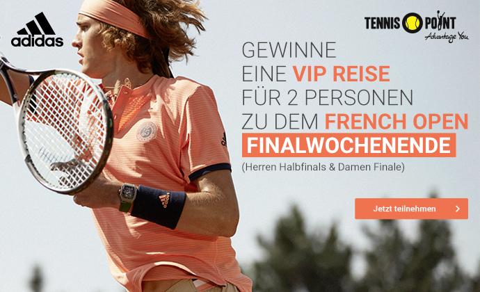 Tennis-Point French Open Gewinnspiel