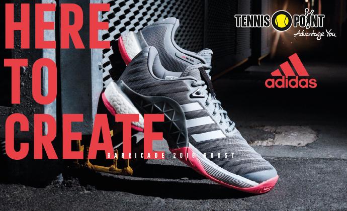Adidas Barricade 2018 Boost