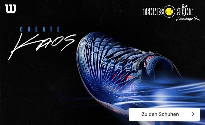 Der neue Wilson Kaos 2.0 Schuh ist da