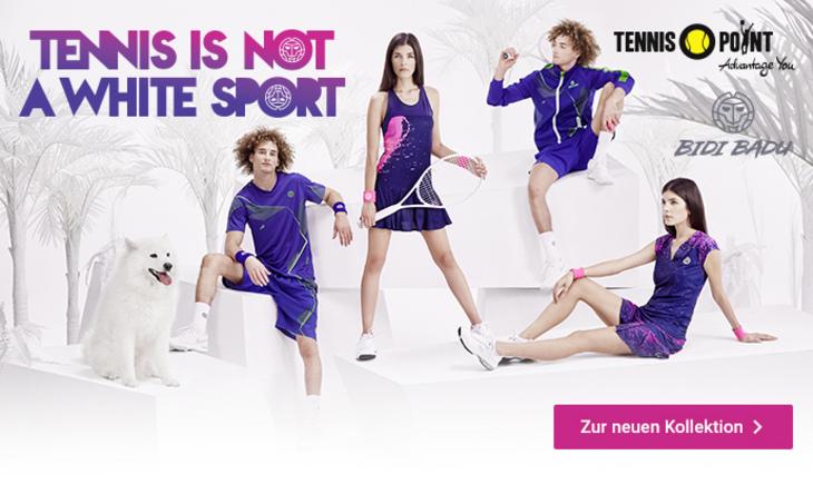 Neue Bidi Badu Kollektion jetzt bei Tennis-Point