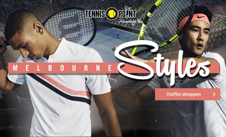 Die Outfits der Stars zu den Australian Open 2018
