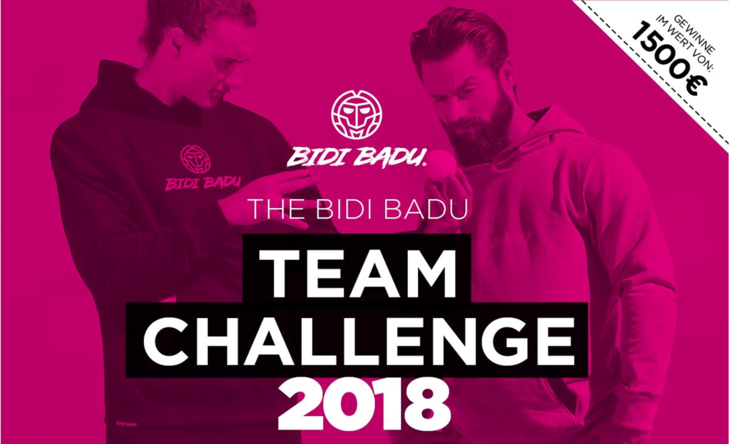 BIDI BADU Teamchallenge