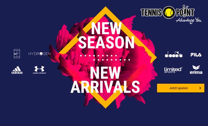 New Season - New Arrivals