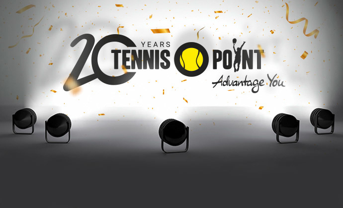 Happy Birthday Tennis-Point!