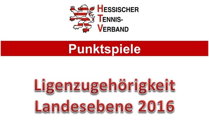 Landesebene 2016