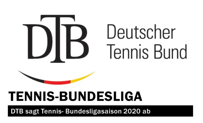 Absage der Tennis-Bundesliga