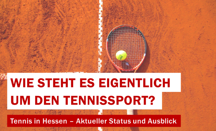 Tennis in Hessen