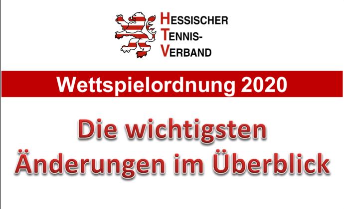 Wettspielordnung 2020