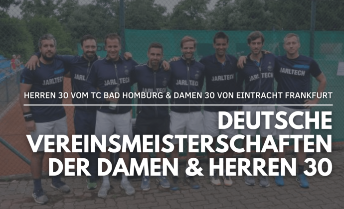 Deutsche Meisterschaften der AK 30