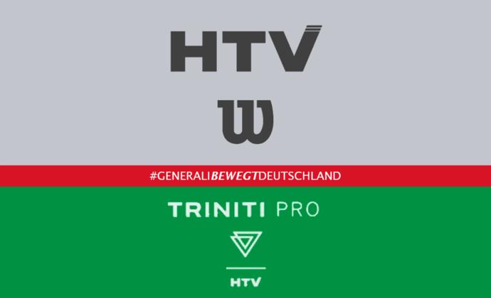 Der Wettspielball HTV Triniti Pro ab jetzt erhältlich