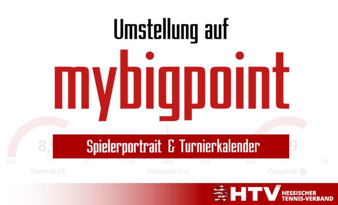 Finale Umstellung von nuLiga auf mybigpoint