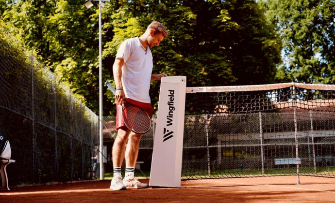 Digitale Tennisplätze?