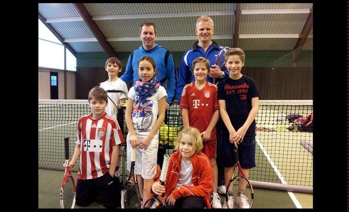 Besuch bei TFG Tennisbezirk Frankfurt