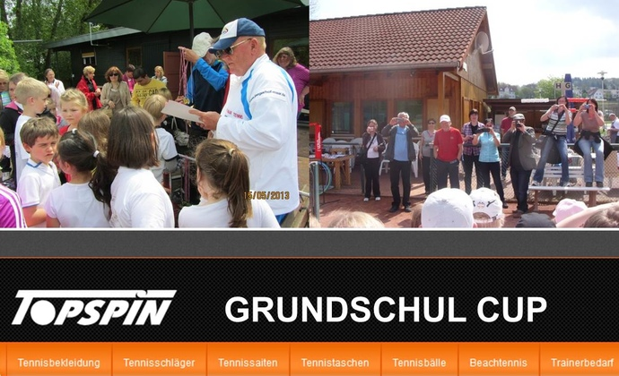 TOPSPIN GRUNDSCHUL CUP