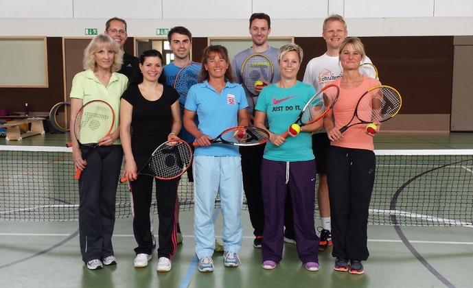 Tennis im Schulsport