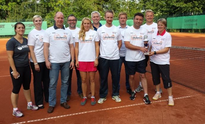 Tennisturnier für Lehrer
