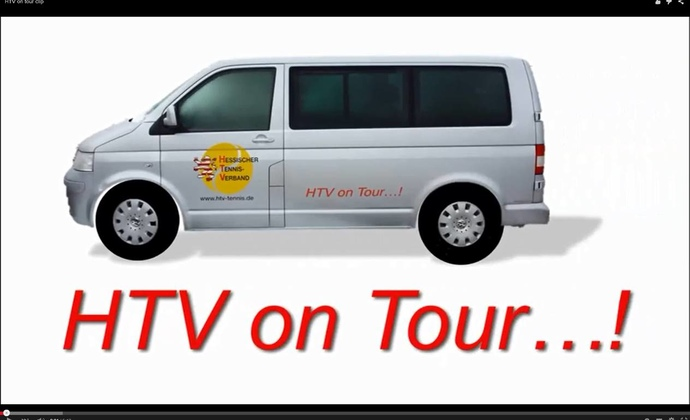 HTV on Tour....!