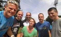 Fortbildung Tennis in Großgruppen