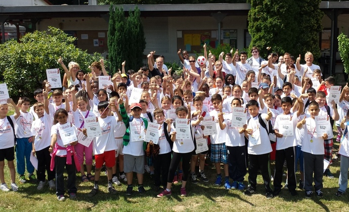 TOPSPIN GRUNDSCHUL CUP 2015