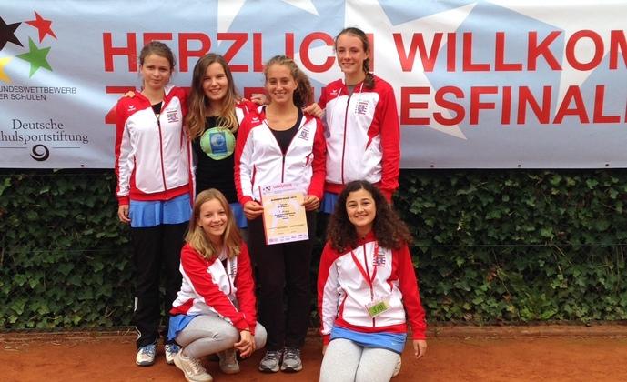 Bundesfinale Jugend trainiert für Olympia