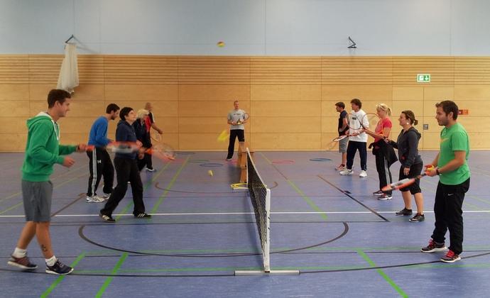 Workshop Tennis in der (Grund-) Schule