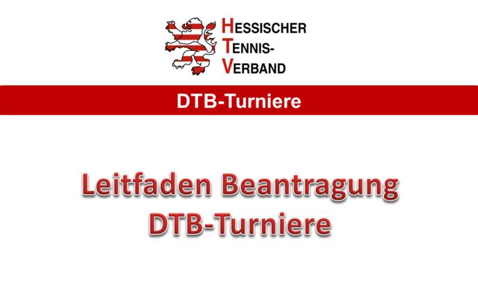 DTB-Turniere und TRP-System