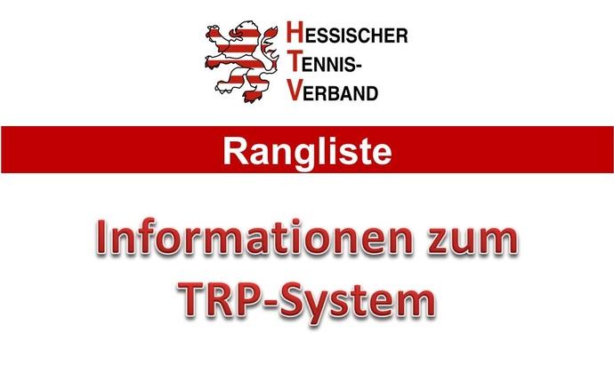 Umstellung auf TRP-System