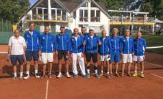 Toller Erfolg für tennis 65 eschborn