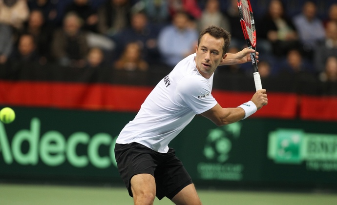Kohlschreiber führt Davis Cup Team an